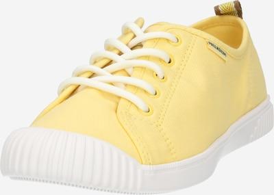 Palladium Sneaker in gelb, Produktansicht