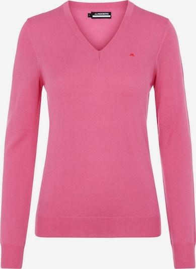 J.Lindeberg Pullover in pink, Produktansicht