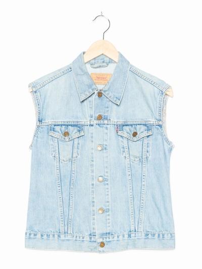 LEVI'S Jeansweste in S-M in hellblau, Produktansicht