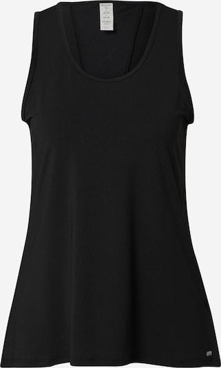 Marika Sporttop 'ARIEL' in schwarz, Produktansicht