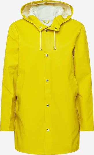 Stutterheim Jacke 'Stockholm' in gelb, Produktansicht