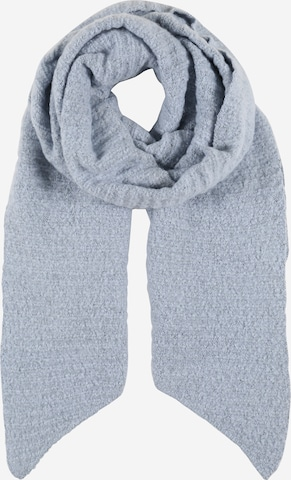 PIECES Scarf 'PYRON' in Blue