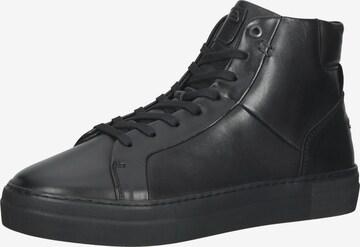 Sneaker înalt de la BULLBOXER pe negru