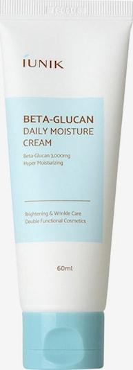 iUnik Creme 'Daily Moisture' in weiß, Produktansicht