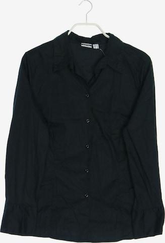 Basic Line Blouse & Tunic in XXXL in Black