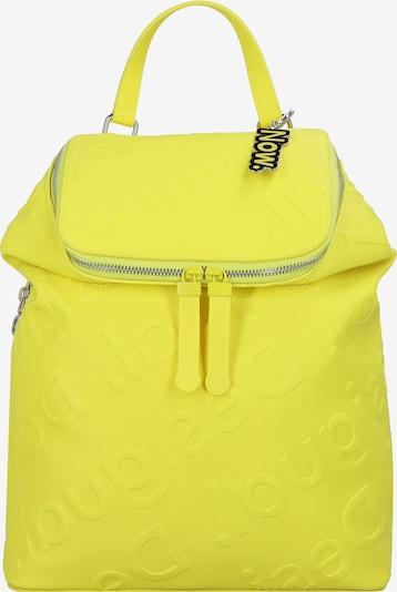 Desigual Rucksack in gelb, Produktansicht