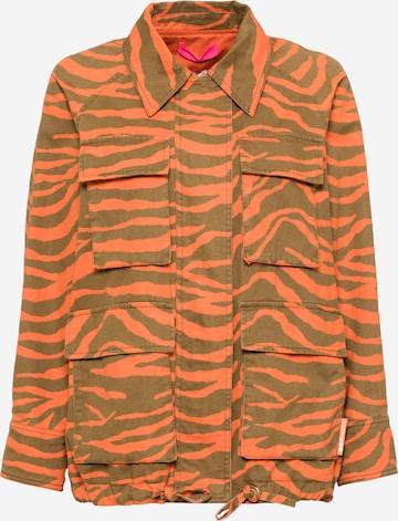 OOF WEAR Between-Season Jacket in Orange