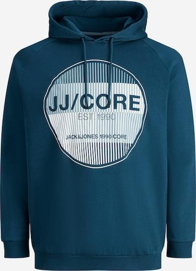 Jack & Jones Plus Sweat-shirt en azur / opal / bleu pastel / bleu clair, Vue avec produit