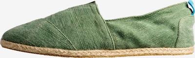 Panareha Espadrilles in grün, Produktansicht