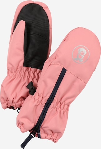 TROLLKIDS Athletic Gloves in Pink