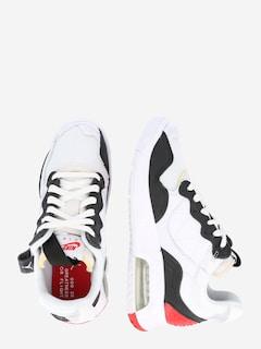 Baskets basses Jordan 'MA2' noires et blanches