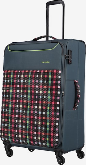 TRAVELITE Argon Kofferset in dunkelgrün, Produktansicht