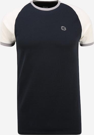 BURTON MENSWEAR LONDON Bluser & t-shirts i navy / grå / hvid, Produktvisning