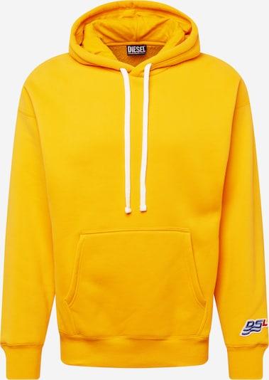 DIESEL Sweatshirt 'UMMERIB' i gylden gul, Produktvisning