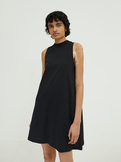 EDITED Haljina 'Aleana' u crna, Prikaz modela