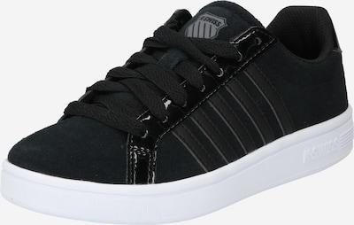 K-SWISS Sneaker 'Court Tiebreak' in schwarz, Produktansicht