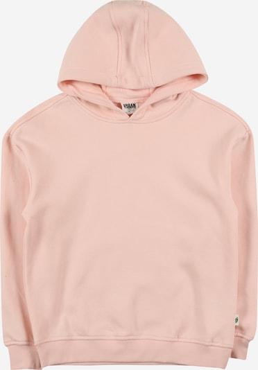 Urban Classics Kids Sweat-shirt en rose, Vue avec produit