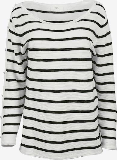 Le Temps Des Cerises Shirt 'COCO' in de kleur Wit, Productweergave