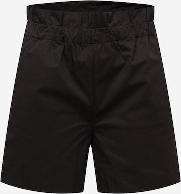 NU-IN Plus Παντελόνι σε μαύρο
