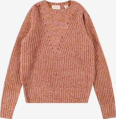 SCOTCH & SODA Pullover in rostbraun / rosa, Produktansicht