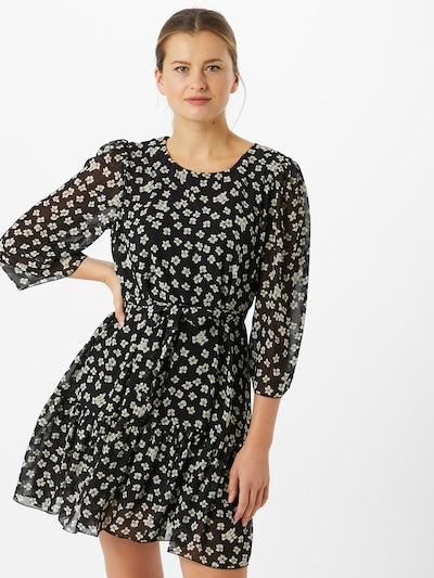 ZABAIONE Kleid 'Ria' in gelb / schwarz / weiß, Modelansicht