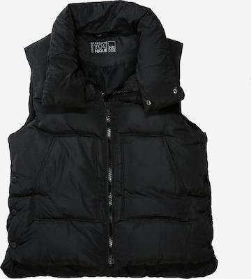 STACCATO Vest in Black