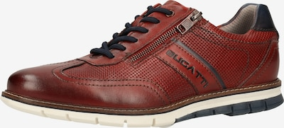 bugatti Sportovní šněrovací boty 'Sandman' - tmavě červená, Produkt