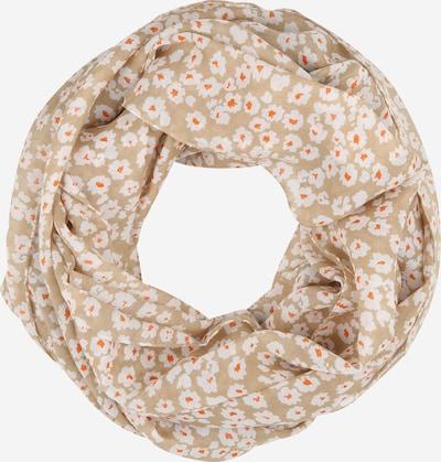 ESPRIT Kruhový šál - béžová / oranžová / biela, Produkt