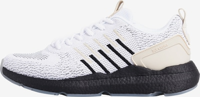 Superdry Sneaker 'Agile' in beige / schwarz / weiß, Produktansicht