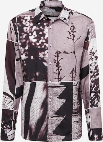 jauktas krāsas Tiger of Sweden Krekls 'BENJAMINS'