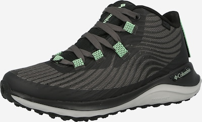 Pantofi 'ESCAPE SUMMIT OD' COLUMBIA pe gri închis / verde mentă, Vizualizare produs