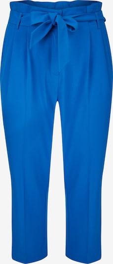 Rock Your Curves by Angelina K. Pantalon à pince en bleu, Vue avec produit
