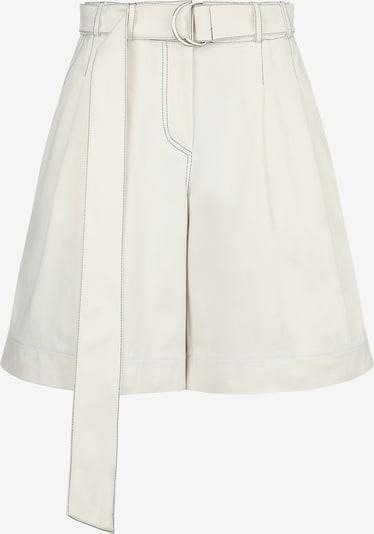 Monosuit Shorts 'MILANO' in weiß, Produktansicht