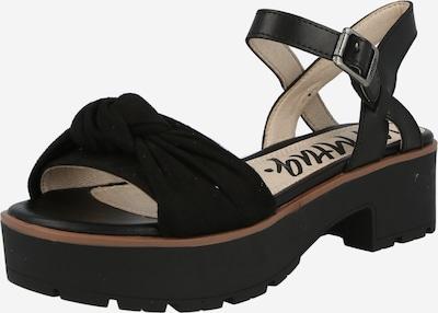 MTNG Sandale 'CURIE' in schwarz, Produktansicht