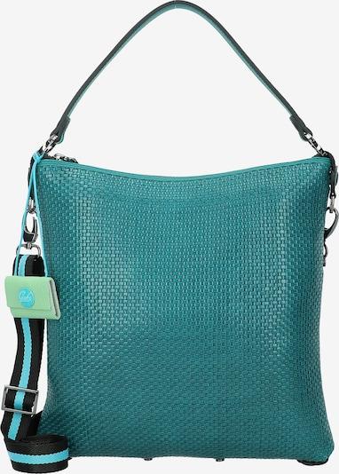 Gabs Schultertasche 'Sofia' in grün, Produktansicht