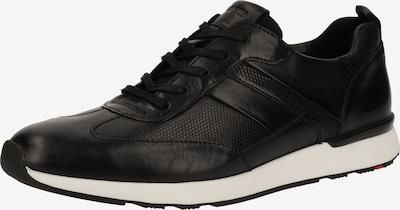 Sneaker low 'Alfonso' LLOYD pe negru, Vizualizare produs