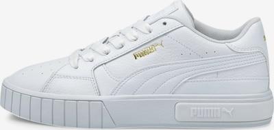 PUMA Baskets basses 'Cali Star' en or / blanc, Vue avec produit