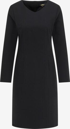 usha BLACK LABEL Pouzdrové šaty - černá, Produkt