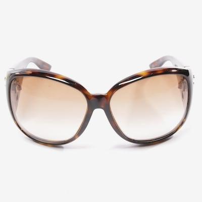 Gucci Sonnenbrille in One Size in dunkelbraun, Produktansicht