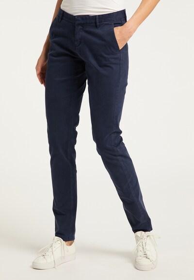 DreiMaster Vintage Hose in dunkelblau, Modelansicht