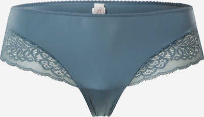 TRIUMPH Panty 'AMOURETTE' in taubenblau, Produktansicht