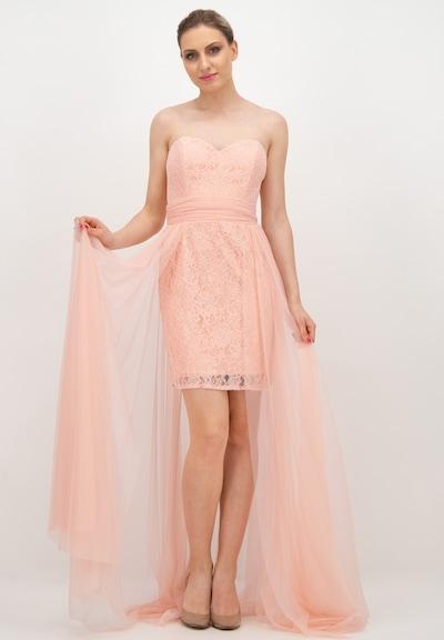 Prestije Minikleid in pink, Modelansicht