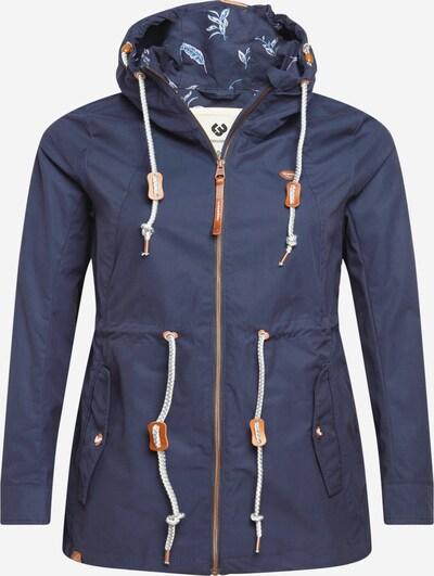 Ragwear Plus Overgangsjakke 'MONADIS' i navy, Produktvisning