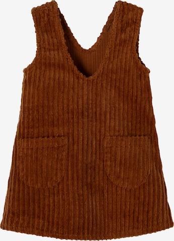 Lil ' Atelier Kids Dress in Brown