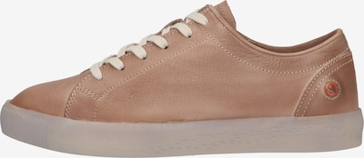 Softinos Sneakers laag in de kleur Beige, Productweergave