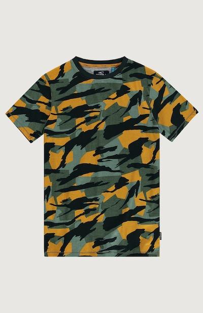 O'NEILL Koszulka w kolorze złoty żółty / nefryt / jodła / trawa zielonam, Podgląd produktu