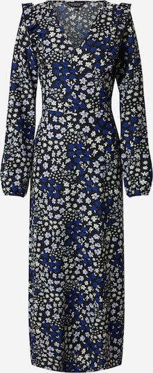 Dorothy Perkins Jurk in de kleur Blauw / Zwart / Wit, Productweergave