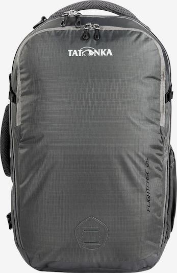 TATONKA Rucksack in grau / weiß, Produktansicht