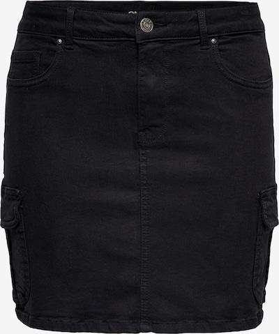 ONLY Falda 'Missouri' en negro, Vista del producto