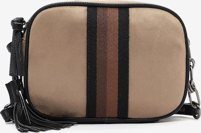 TAMARIS Umhängetasche ' Brenda ' in beige / braun / schwarz, Produktansicht